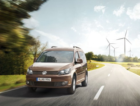 Volkswagen Caddy Catalogue