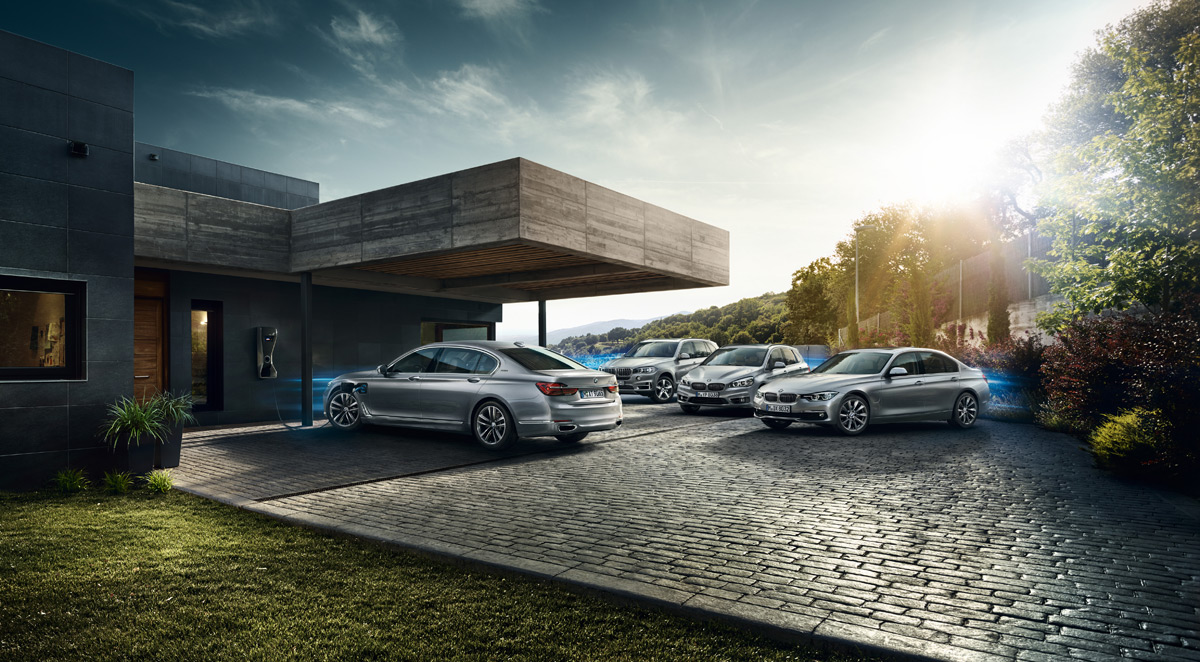 BMW PHEV Family