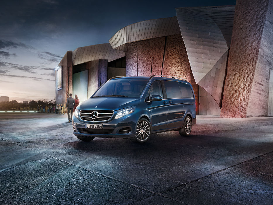 Mercedes V Klasse AMG line & Exclusive