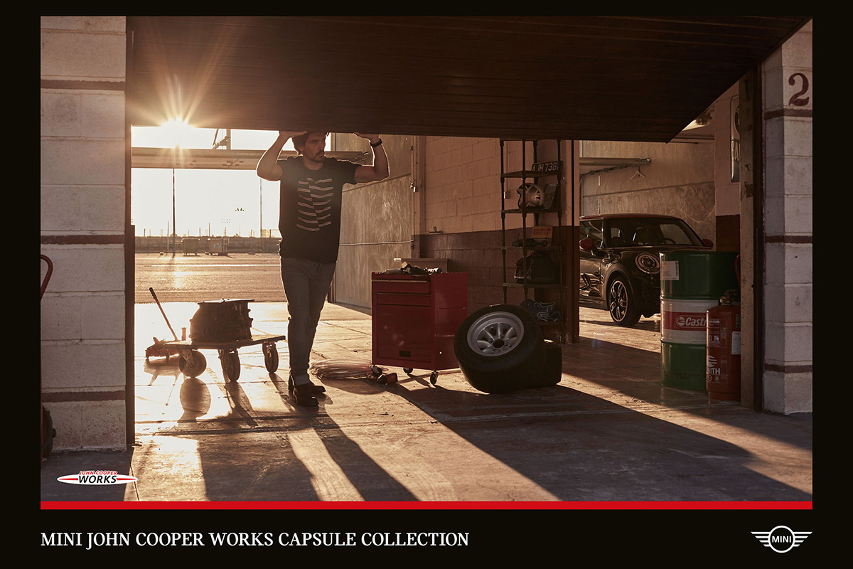 MINI JOHN COOPER WORKS CAPSULE COLLECTION