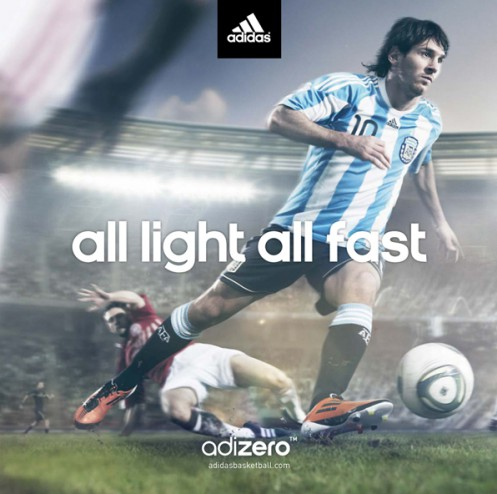 Adidas: adizero all light all fast